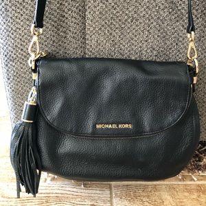 Michael Kors Pebbles Black Crossbody Bag